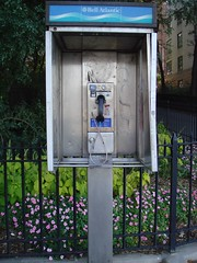 Bell Atlantic Phone Booth on the Promenade