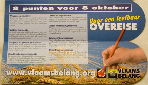 Overeise of Overijse?