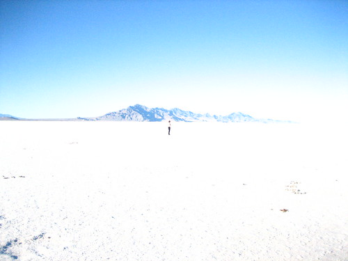 Chemical Billy in the Salt Flats