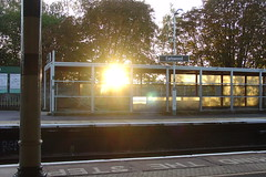 Earlswood at sunrise