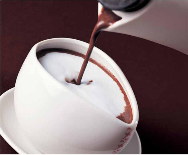 Max Brenner Chocolate: Hug Mug :  kitchen home cup utensil