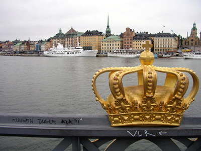 Den kungliga huvudstaden