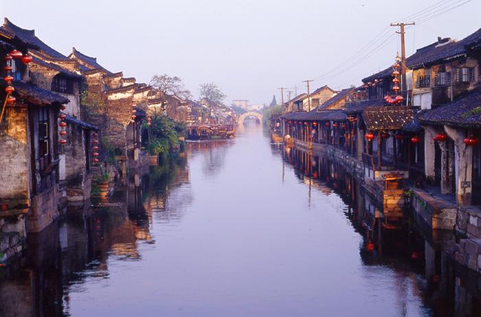 西塘的民居