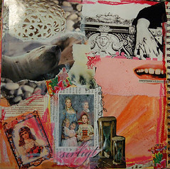Art Journal peek: Sirligt