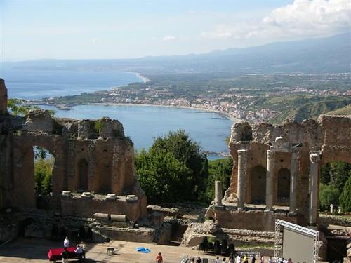 De Fulettu en voyage: Taormina