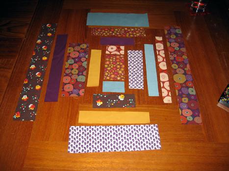 DS Quilt Pieces