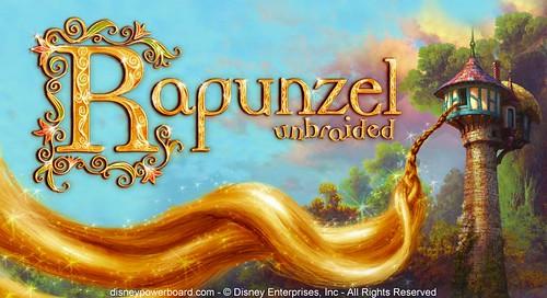 Rapunzel opening