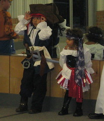 Capt. Jack & gypsy