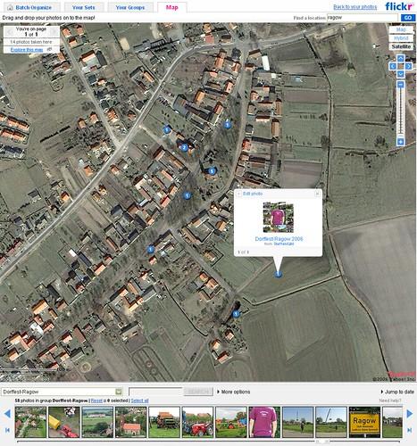 Flickr-Map