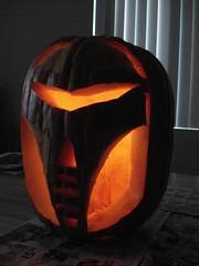 """Cylon O"""" Lantern"""