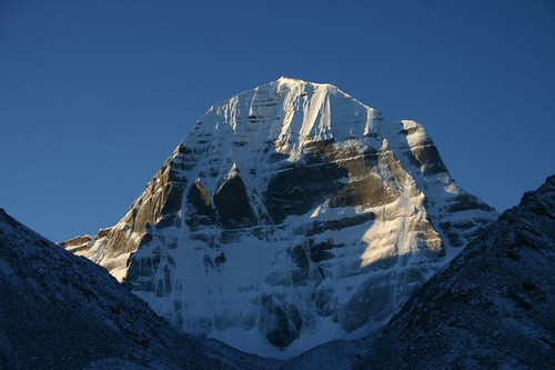Beautiful north face of Mt. Kailash - Western Tibet