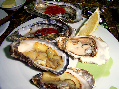 Oyster spread