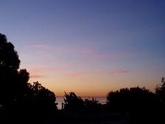 Sunrise - 5:55 a.m.