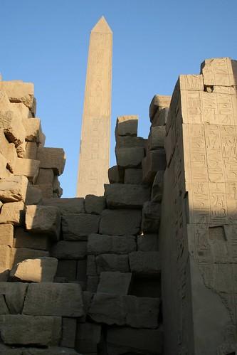 Hatshepsut's Obelisk at Karnak