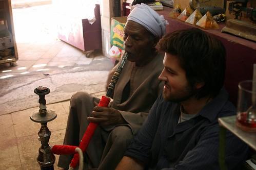 Husbear and Ibrahim