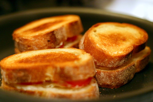 classic grilled cheese + cream of tomato soup | smitten kitchen