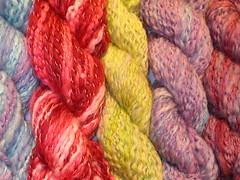Mmmm, yarn