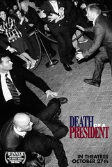 El trailer y dos pósters de 'Death of a President'