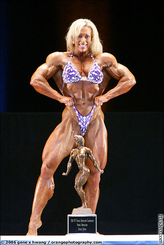 Lora Ottenad Is The 2006 Women's NPC National Champion