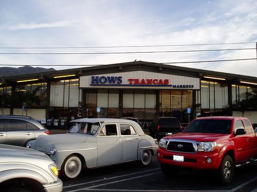 Howe's Market in Malibu