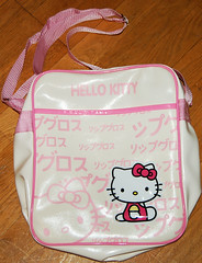 Hello Kitty bag - front