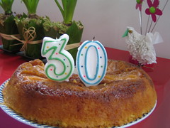 Gâteau d'anniv'