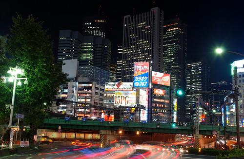 Lost in Blade Runner: East Shinjuku. Tokyo Tales (3)