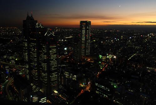 El mundo vertical: West Shinjuku. Tokyo Tales (4)