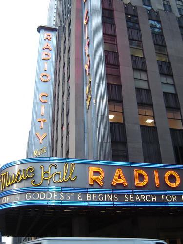 Radio City.