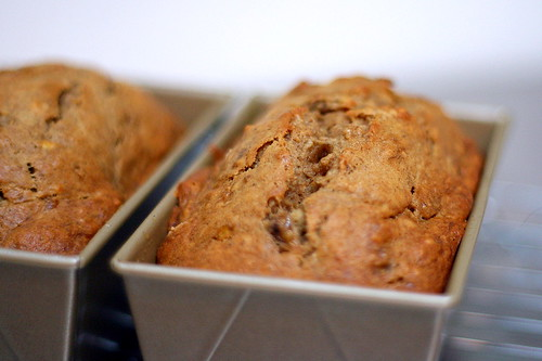 jacked-up banana bread