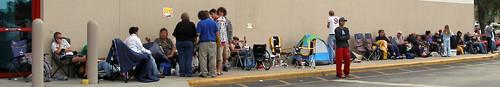 PS3 Line in Lakeland, Florida