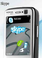 Swifty Nougat: Now Skype on Symbian mobile phone!