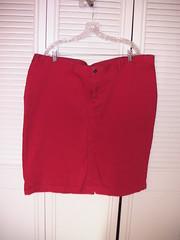 Dickies Mini-Skirt - 26 - $15