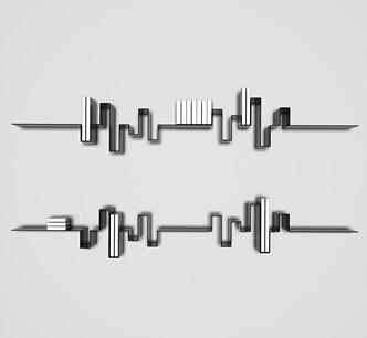 Nice Shelves 3stripe's clippings » curbly | diy design & decor