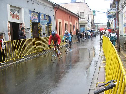 doble copacabana de ciclismo oruro