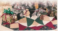 Christmas Star Tree Skirt