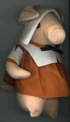 Pilgrim Pig