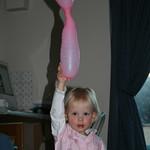 What an odd Balloon.<br/>25 Nov 2006