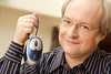 Jakob Nielsen with mouse