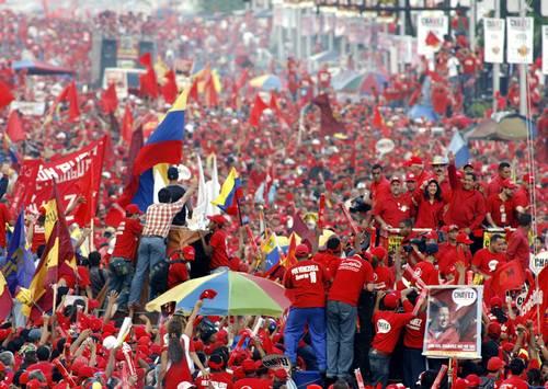 campaña 2006 hugo chavez
