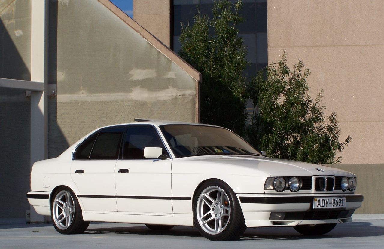 The Truth About Aftermarket Suspension For The E34