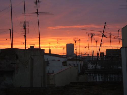 Sunrise, Final Morning