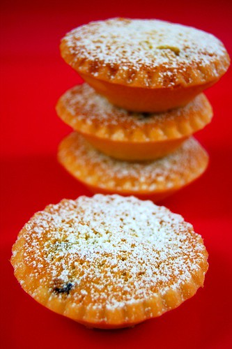 Frangipane Fruitmince Tarts© by haalo