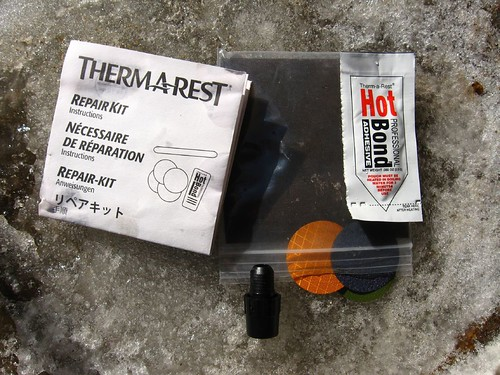 Thermarest repair