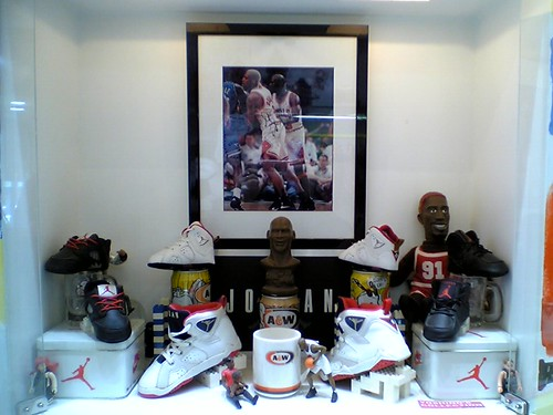 baby-sized vintage Air Jordan collection 1/3