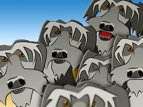 Pappy Clones (artist's rendering)