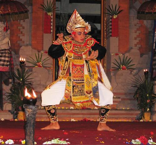Ubud, Bali: Dancer