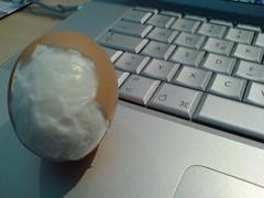 nen Appel und n Ei