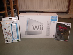 Wii boxes