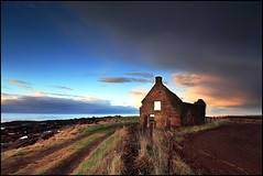 Old Cottage - Fife photo by angus clyne